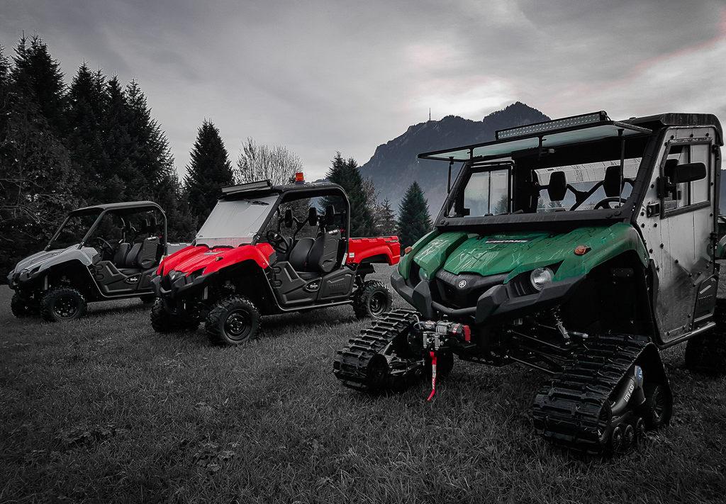 Kneifels Quad, Roller & Motorrad Werkstatt im Allgäu